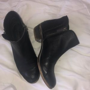 black Lucky brand boots